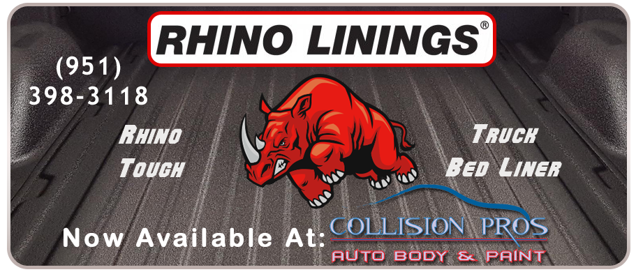 Rhino Lining Lake Elsinore