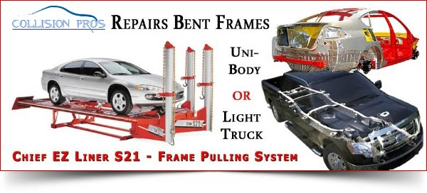 Can A Bent Car Frame be Fixed