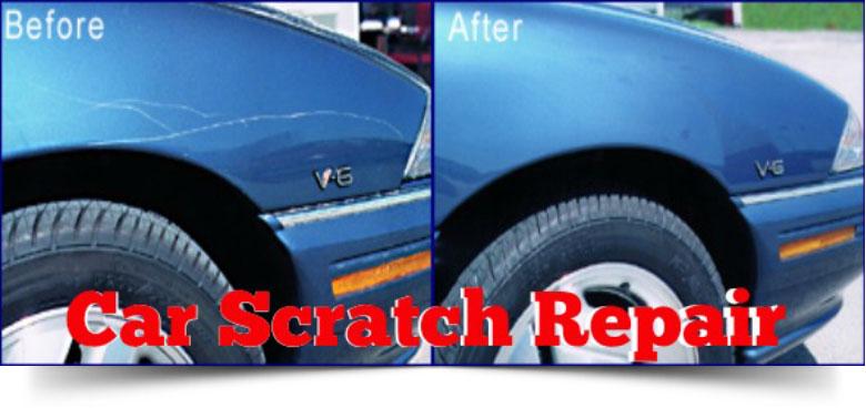 Car Scratch Paintless Repair