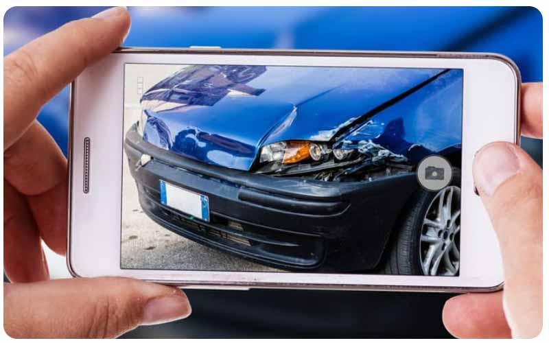 auto-accident picture estimate