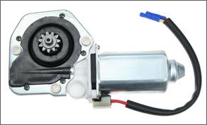 Power window motor pic